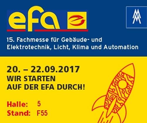 EFA Stand F55