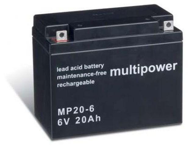 Multipower MP 20-6
